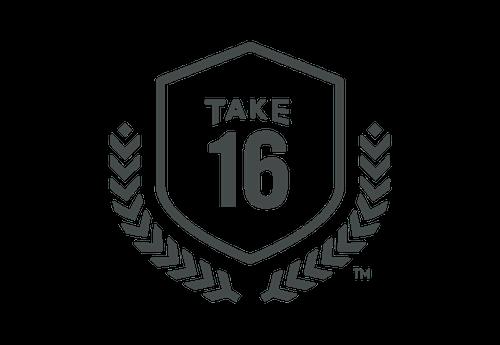 Take16 Logo