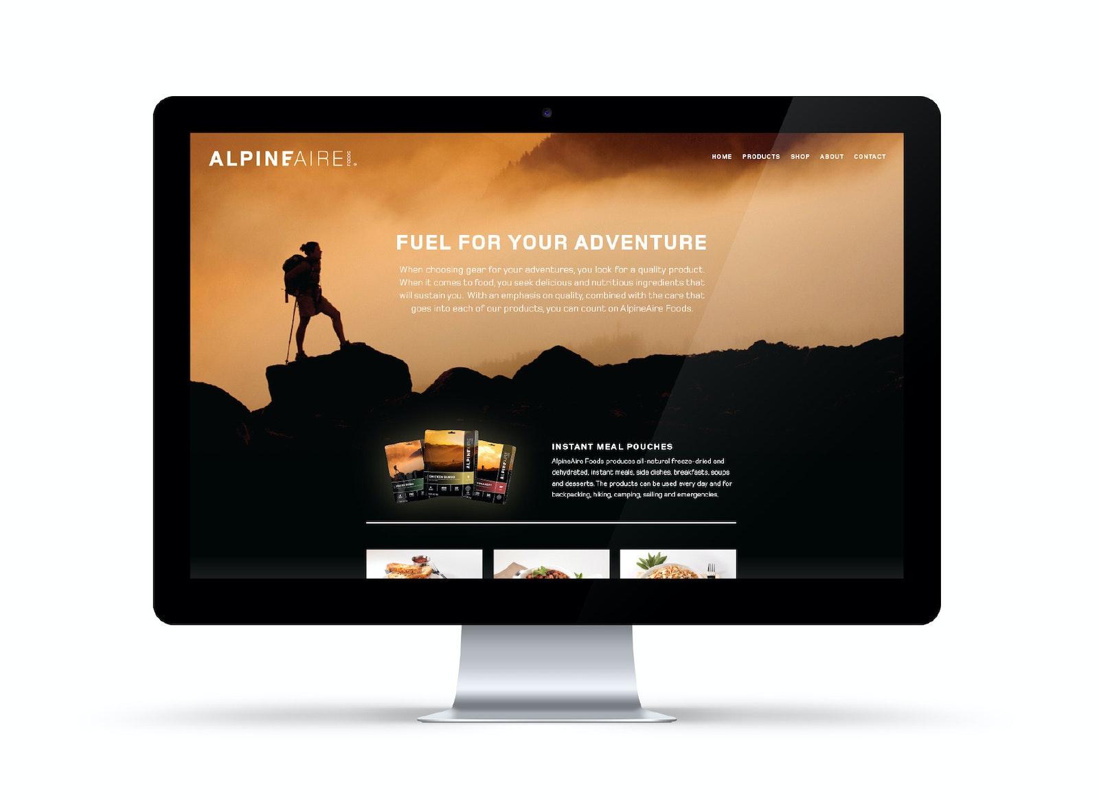 Alpine Web A