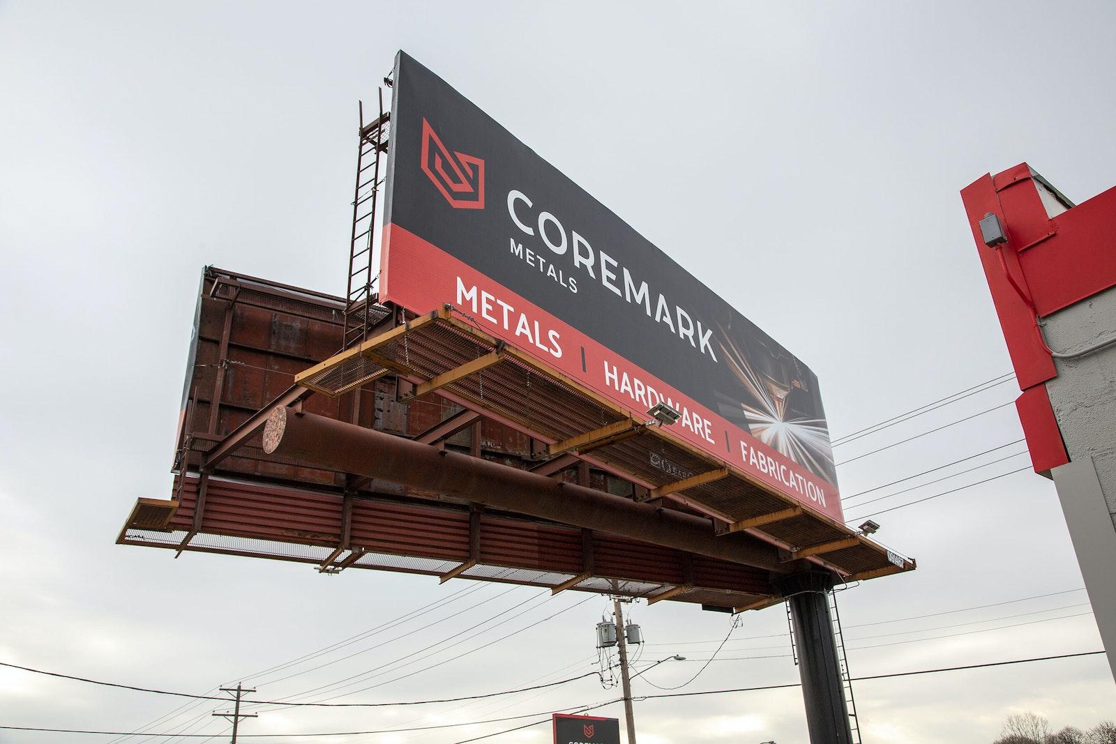 Coremark Billboard A