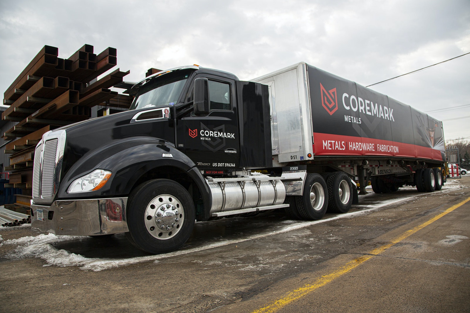 Coremark Truck Full A