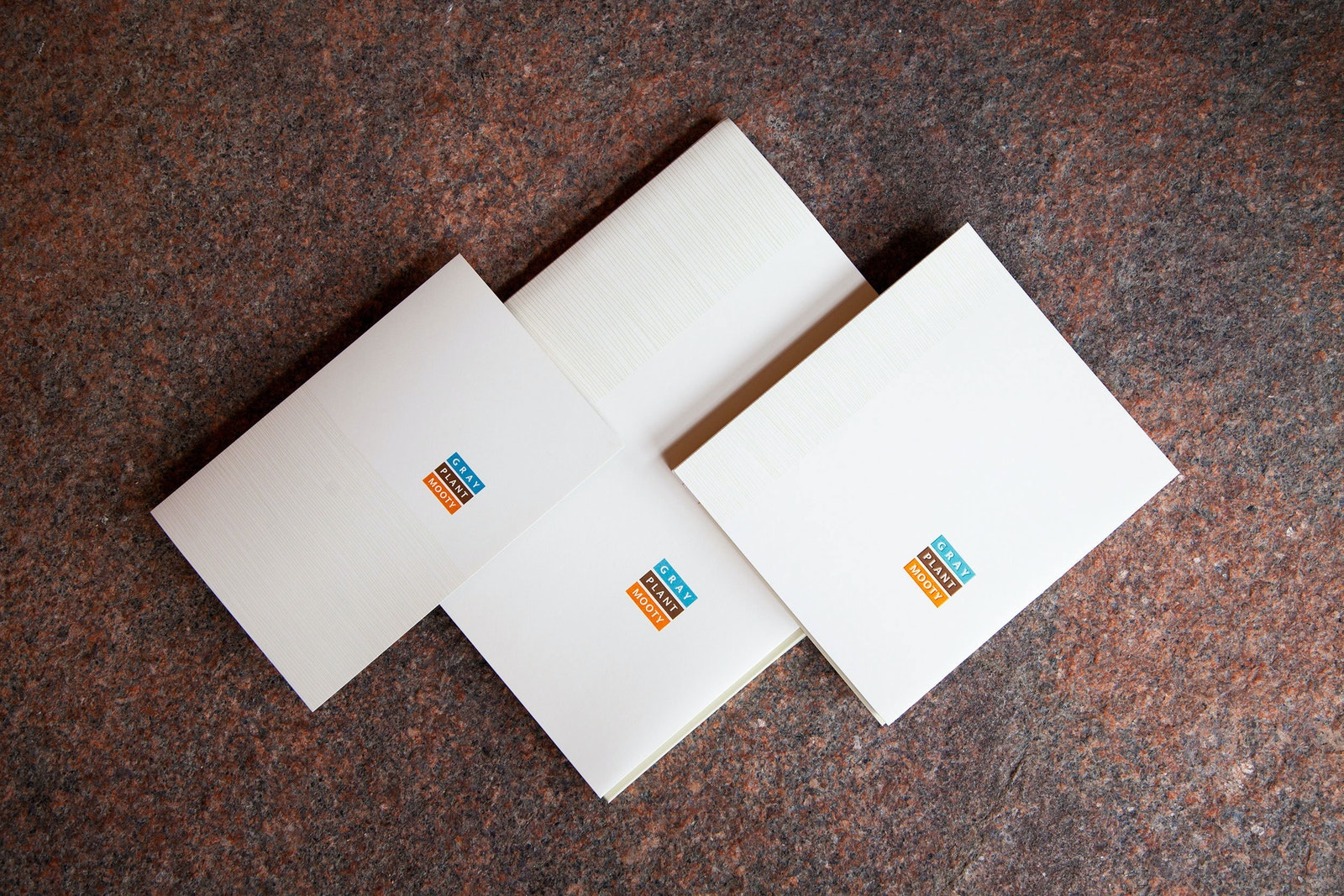 Gray Plant Mooty Folders A