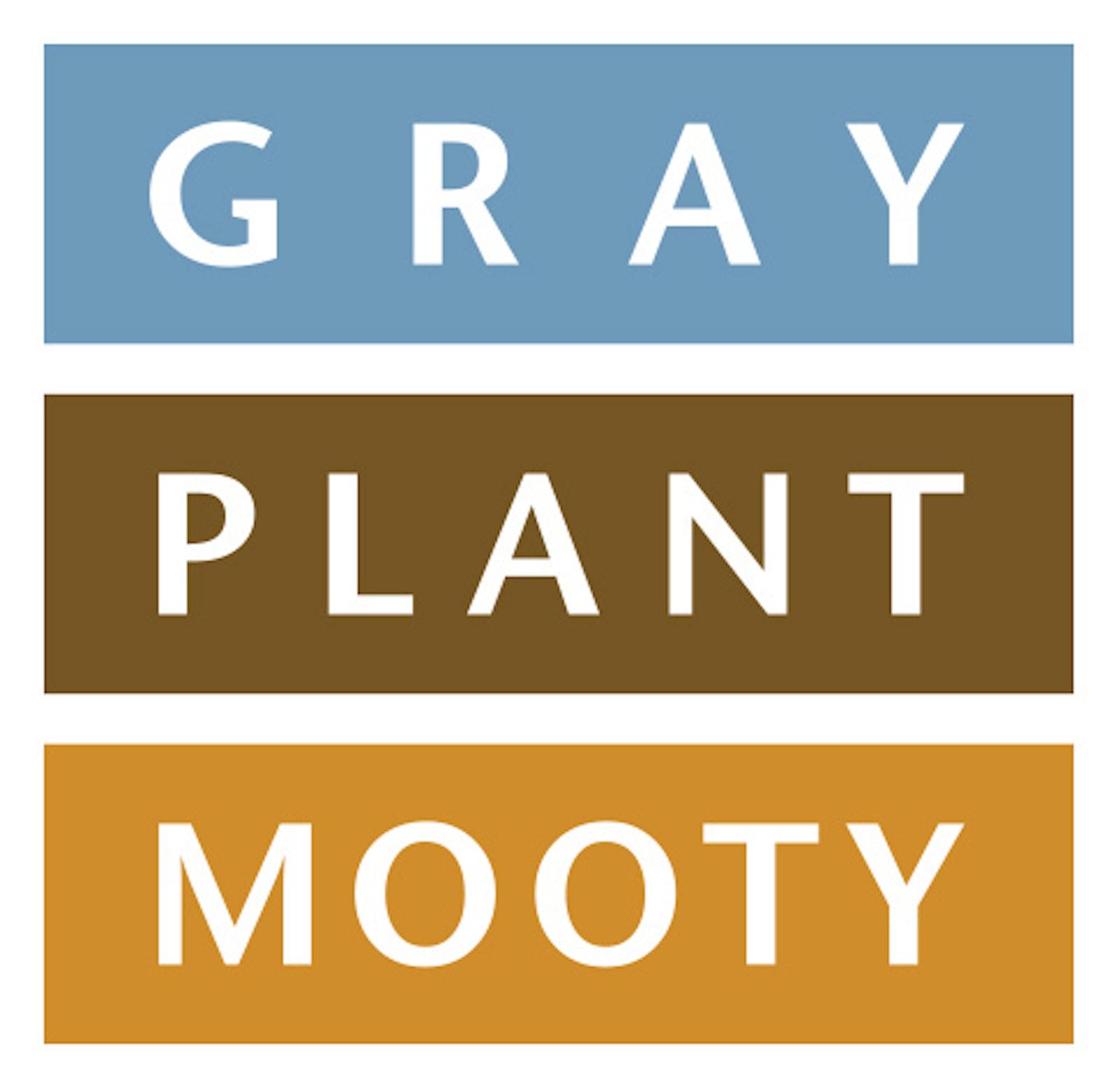 Gray Plant Logo