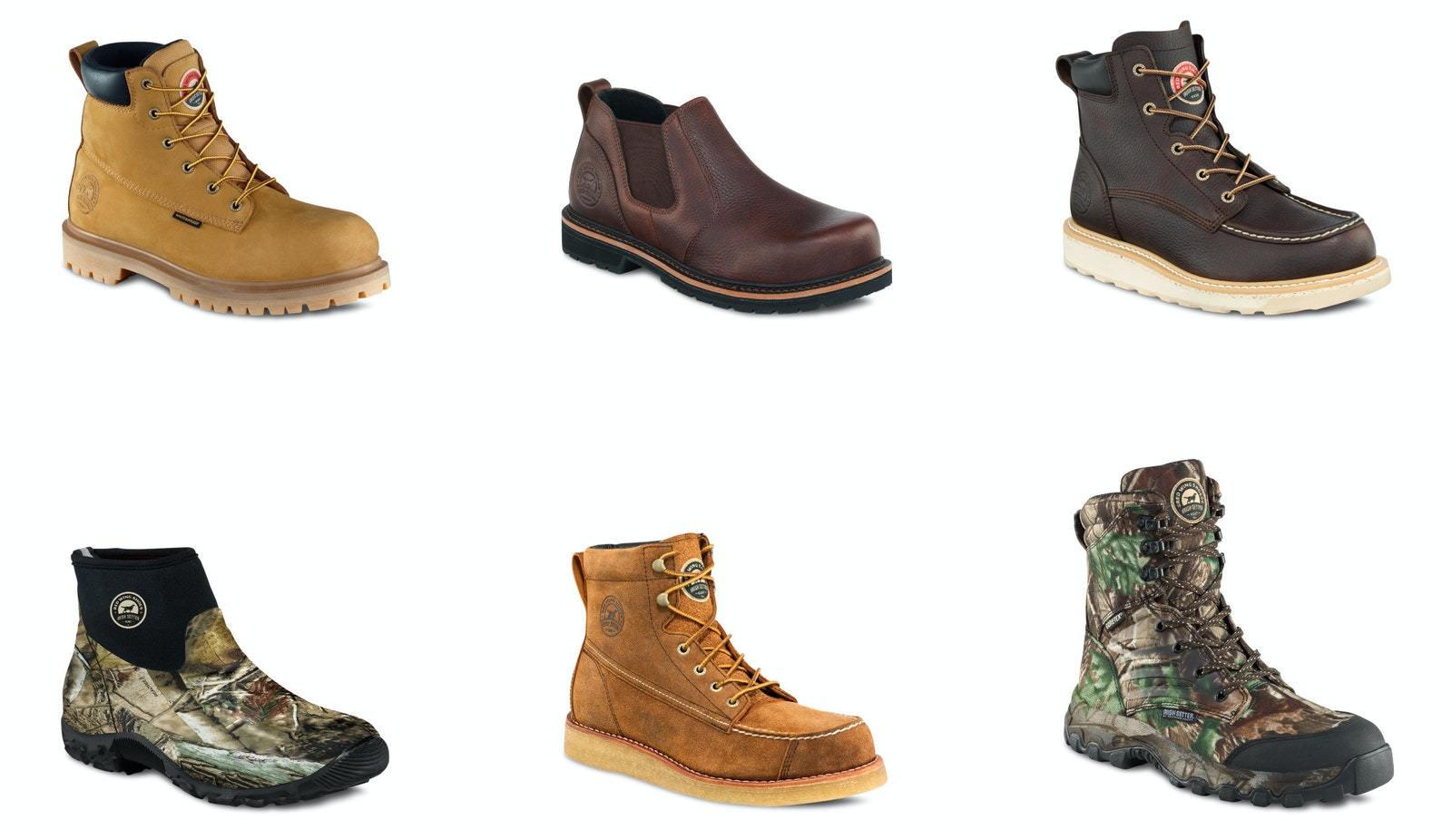 Irishsetter shoes 6