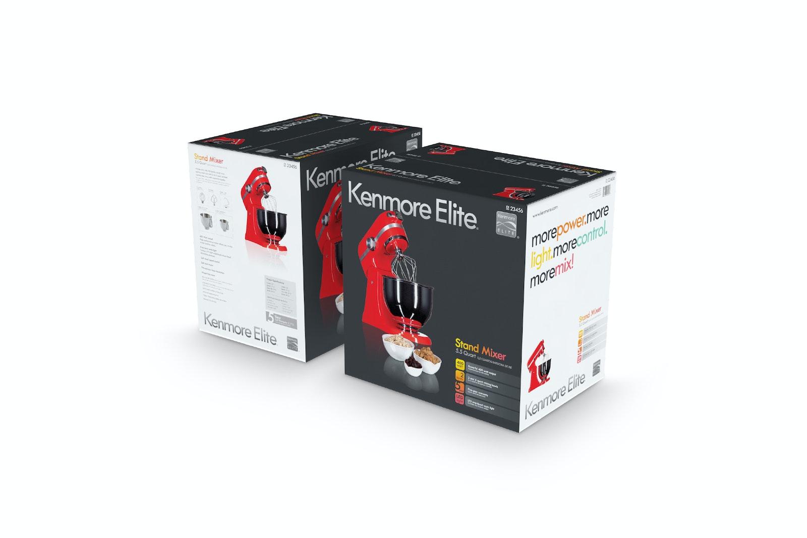 Kenmore Mixer A