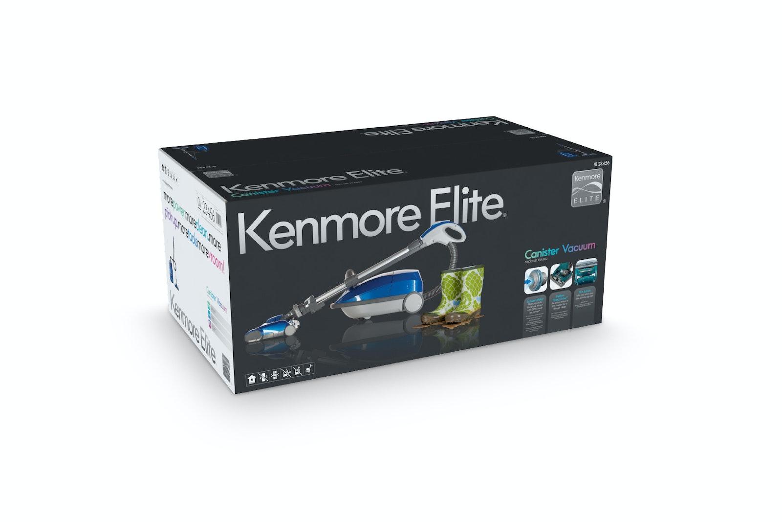 Kenmore Vacuum A