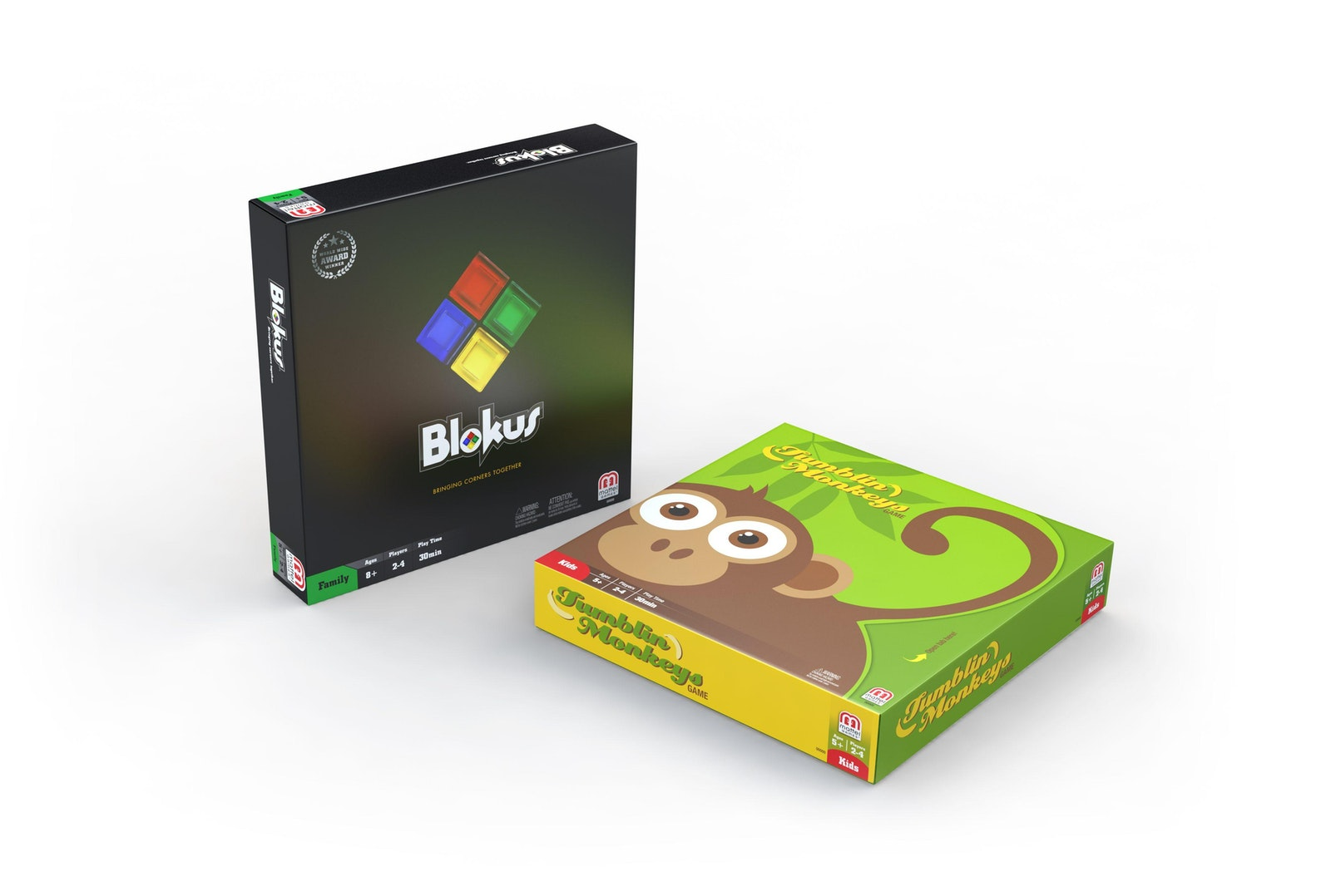 Mattel Blokus Tmonkeys