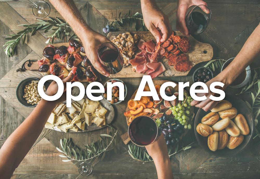 Open Acres Name