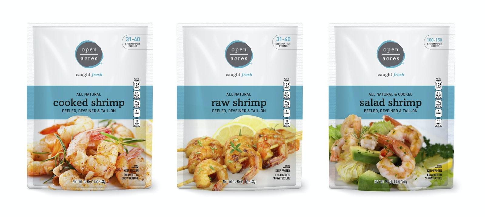 Open Acres Shrimp