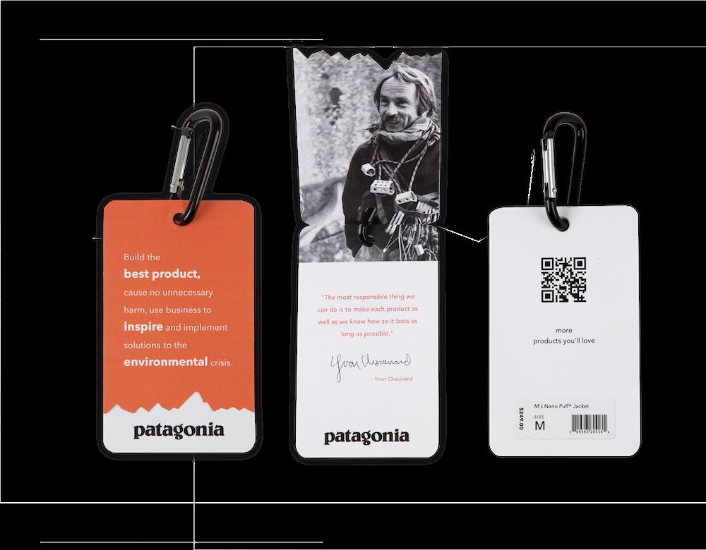 Patagonia Tag C