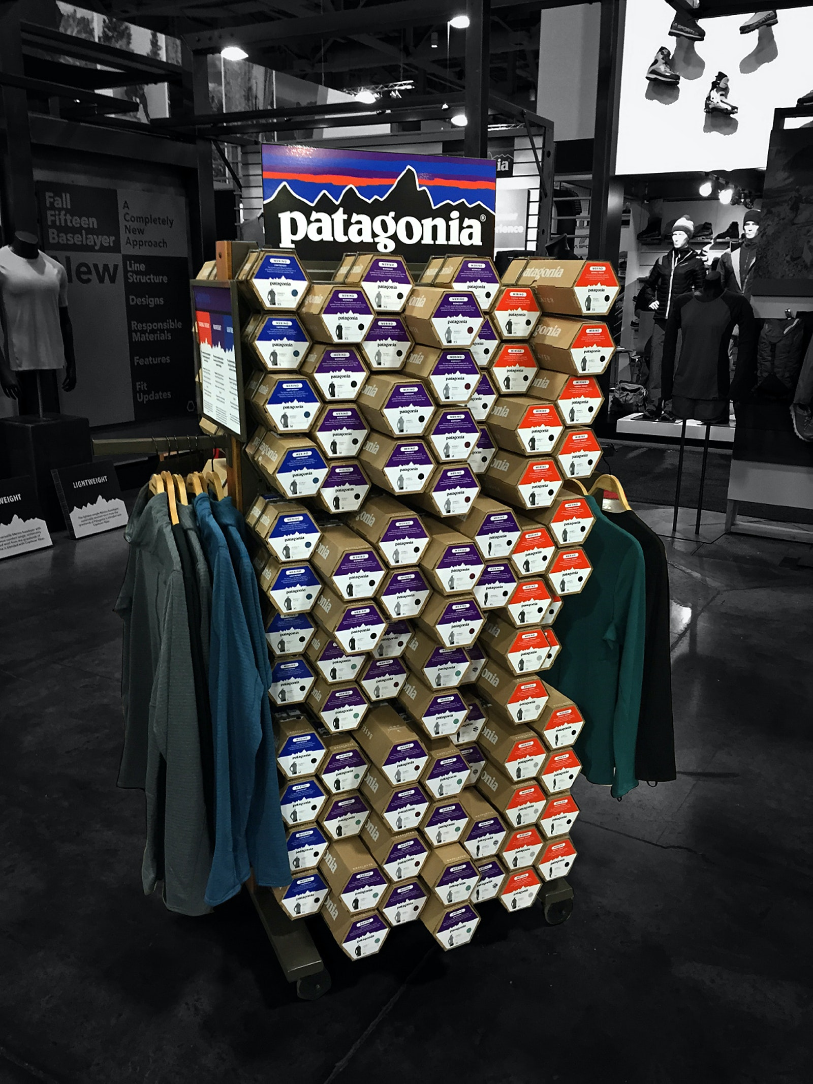 Patagonia Pkg E by Capsule