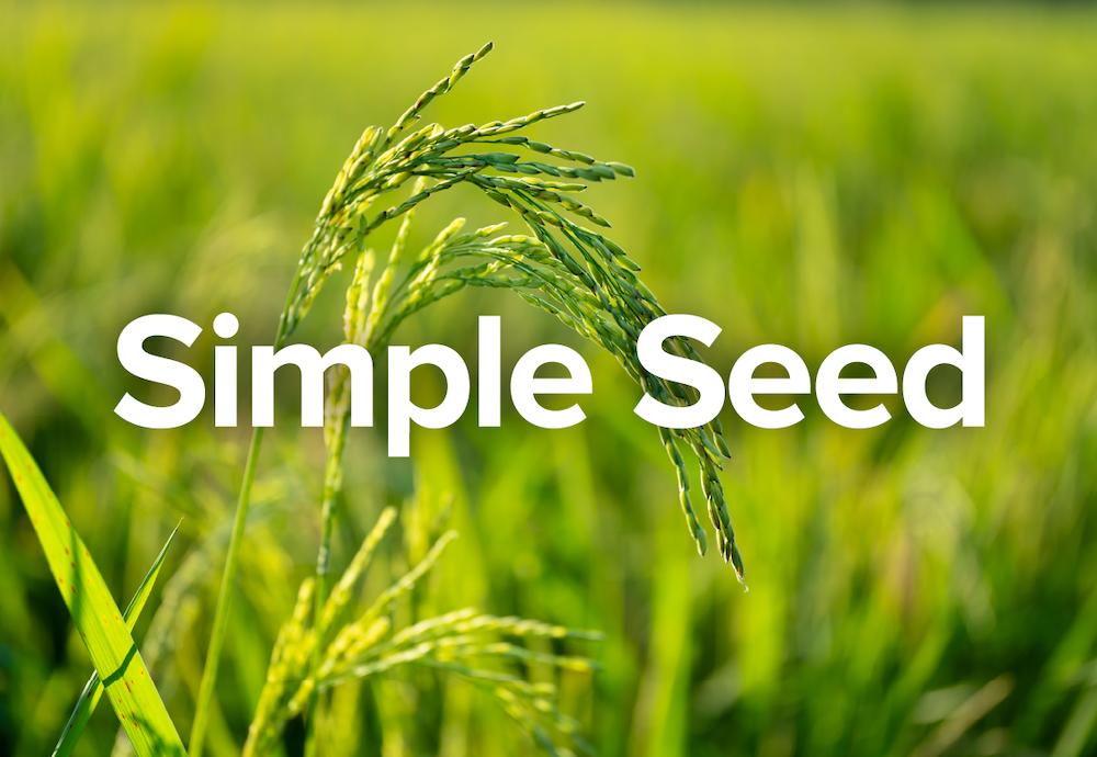 Simple Seed Name