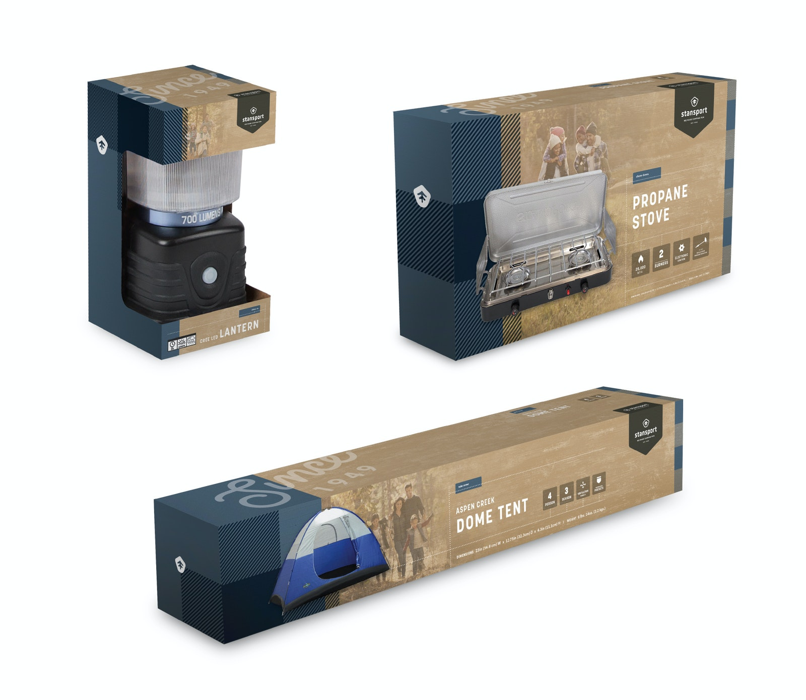 Stansport Packaging A