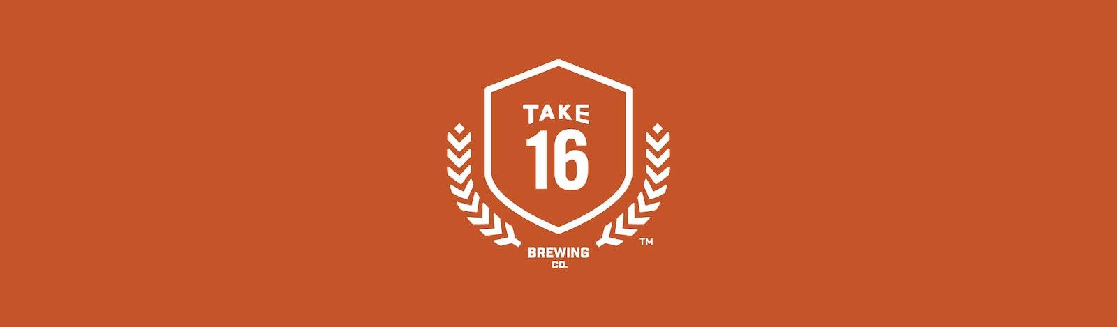 Take16 Logo Rev