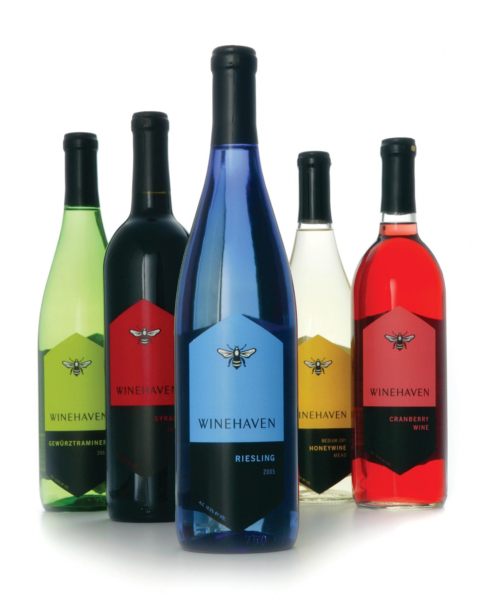 Winehaven Bottles All