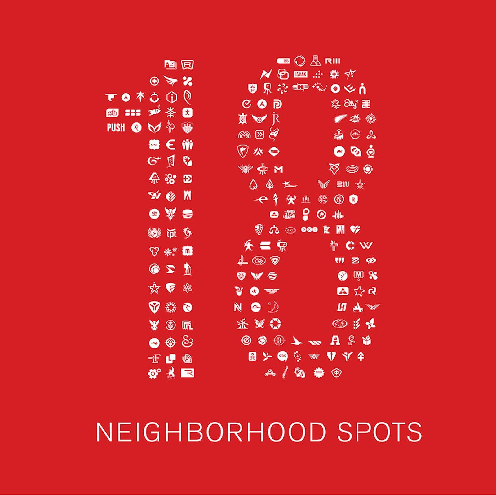 Capsule18 Neighborhood